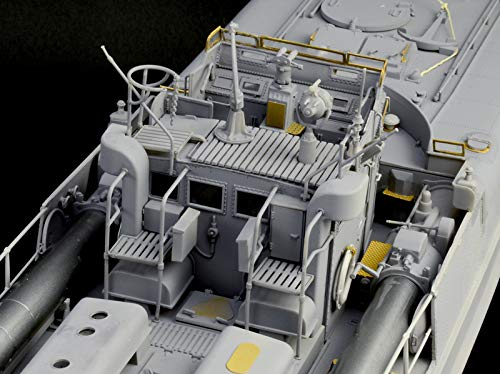 Italeri 510005620 1:35 - Barca rápida Tipo S-38/4.0 cm Flak 28