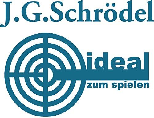 J. G. Schrödel 9800135 - Madera Machete, 28 cm