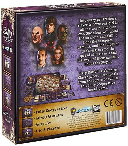 Jasco Buffy The Vampire Slayer - English
