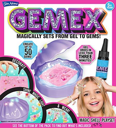 John Adams- Gemex Magic Shell Juego (10850)