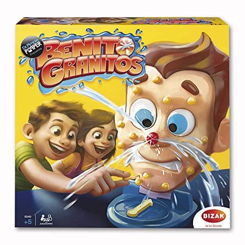 Juegos Bizak Benito Granitos (BIZAK 61924324)