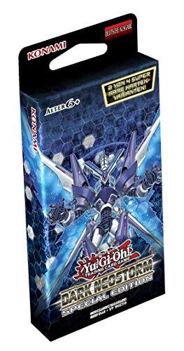 Konami Yu-Gi-Oh! Dark Neostorm Special Edition - Juego de cartas