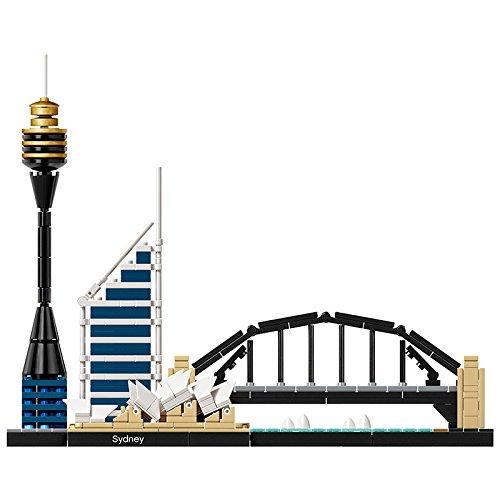 LEGO Architecture - Juego de construcción Sídney (21032)