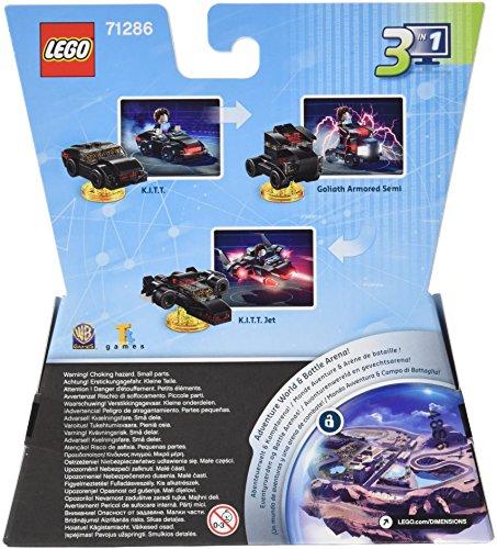 LEGO Dimensions Fun Pack: Knight Rider, Pack de diversión Knight Rider