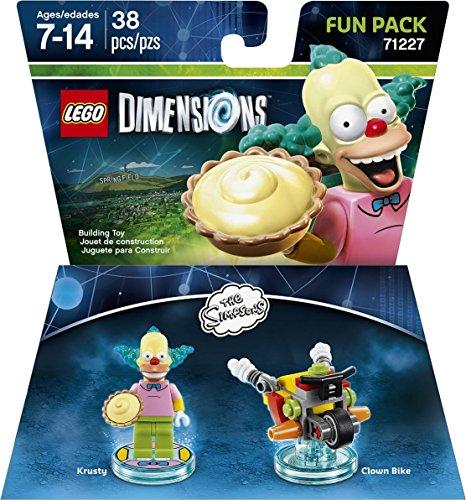LEGO Dimensions, Simpsons Krusty Fun Pack by Warner Home Video - Games