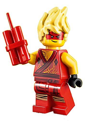 LEGO® - Minifigs - Ninjago - njo567 - Avatar Kai (71714).
