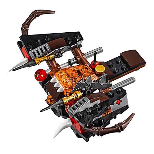 Lego Nexo Knights - Catapulta de Lodo, Juegos de construcción (70318)