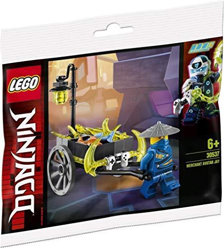 LEGO Ninjago Merchant Avatar Jay 30537 - Bolsa de plástico