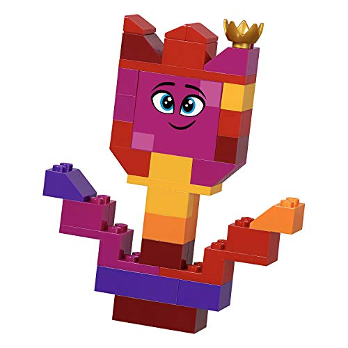 LEGO Película 2 - Caja construye lo que sea de la Reina Soyloque, juguete creativo de construcción de las aventuras de Watevra Wa'Nabi (70825) , color/modelo surtido