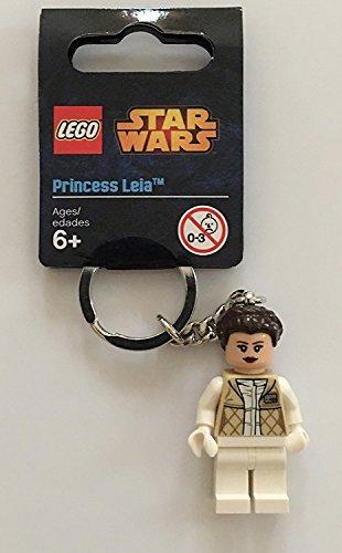 LEGO Star Wars Princess Leia Key Chain Juego de construcción - Juegos de construcción (6 año(s))