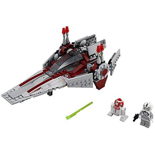 LEGO STAR WARS - V-Wing Starfighter, Juego de construcción (75039)