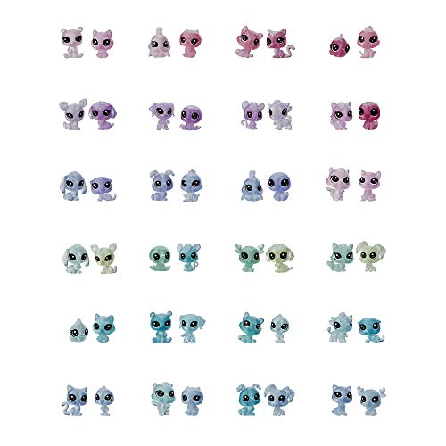 Littlest Pet Shop- Frosted Wonderland Pairs, Multicolor (Hasbro E5482EU5)