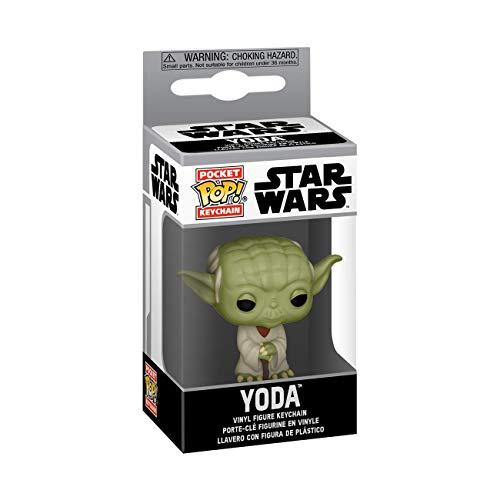 Llavero Pocket POP Star Wars Yoda