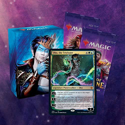 Magic: El Trono de reunión de Eldraine Oko Planeswalker Deck