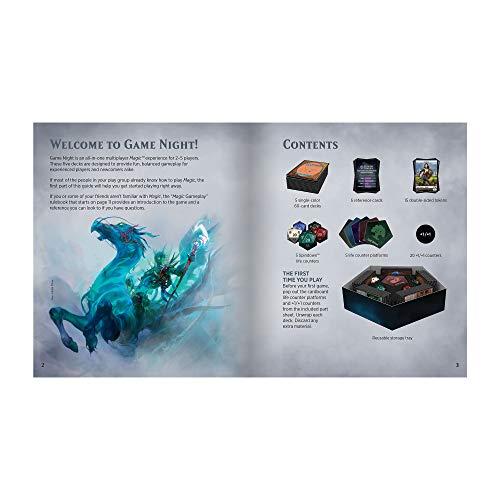 Magic: The Gathering Board/Card Game, Edición 2019