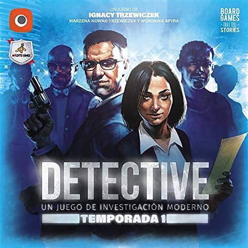 Maldito Games Detective Temporada 1