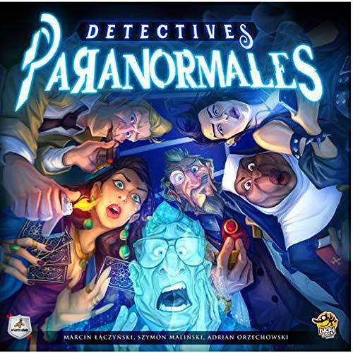 Maldito Games Detectives Paranormales
