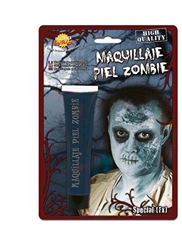 Maquillaje piel zombie 28,3 g azulado