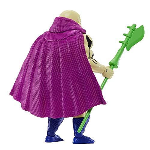 Masters of the Universe- Masters del Universo Los Orígenes Figura de acción de Scare Glow (Mattel GNN94)