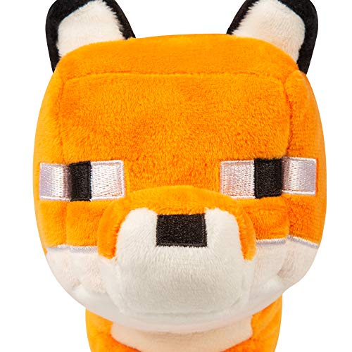 Minecraft 10495 Happy Explorer Fox - Peluche