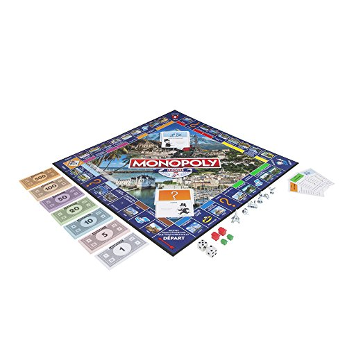 Monopoly Edition France - Juego de Mesa (versión Francesa)