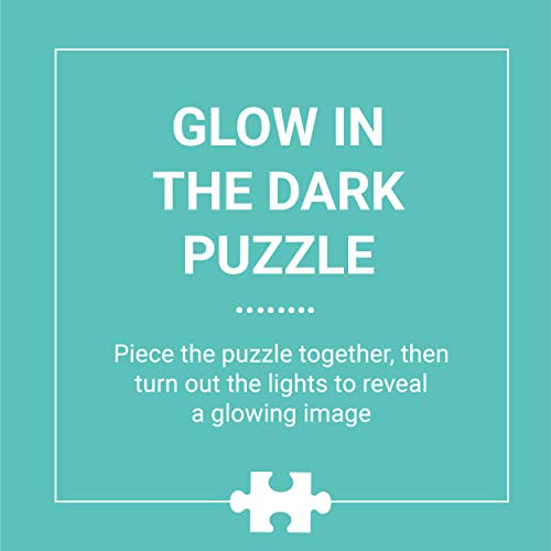 Mudpuppy : Puzzle : Brillan en la Oscuridad del Espacio Exterior
