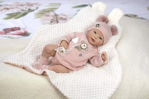 Muñecas Guca-Muñeca Reborn, Edad Recomendada por el Fabricante: 12 años 10211