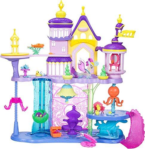 My Little Pony Castillo Canterlot y mar, Multicolor, Miscelanea (Hasbro C1057EU4)