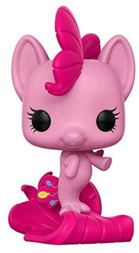 My Little Pony-Funko Pop MLP Movie Figura de Vinilo Pinkie Pie Sea Pony, Multicolor 21642