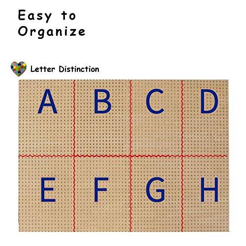 N\A Puzzle Jigsaw Rompecabezas 500 Piezas - para Niños Adultos Mayores De 14 Años - Peces De Colores