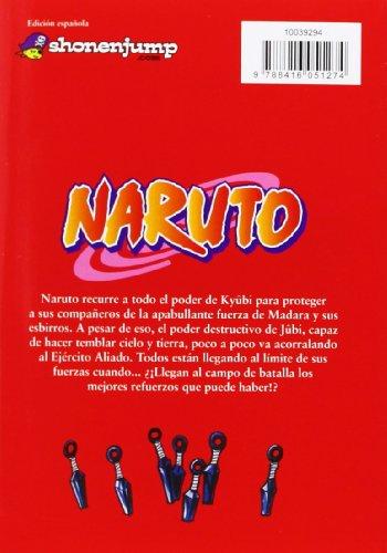Naruto nº 66/72 (Manga Shonen)