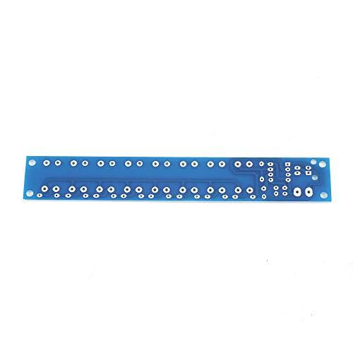 NE555 Componentes Electrónicos Piezas,DIY Kits Módulo De Órgano De Piano Eléctrico con Caja De Batería Electrónica