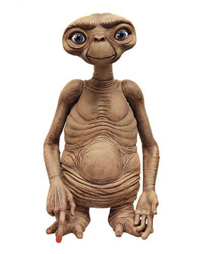 NECA- E.T. El Extraterrestre Réplica Tamaño Real ET, Multicolor, Erwachsene (NECA55062)