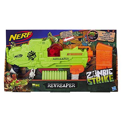 Nerf Zombie- Revreaper (Hasbro E0311EU4)