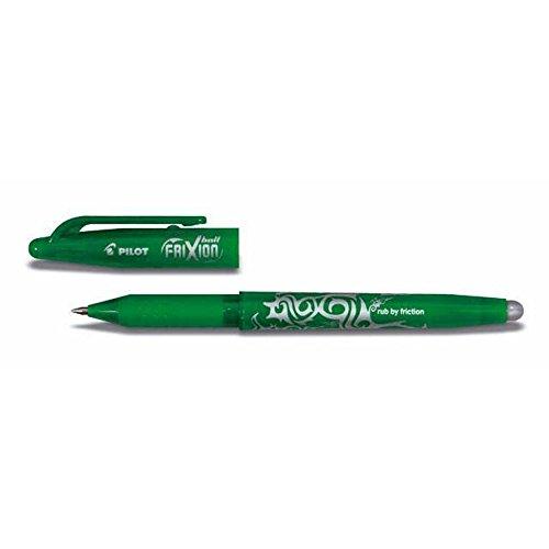 Pilot Pen Frixion BL-FR7 Juego de bolígrafos borrables con punta de 0,7 mm [colores surtidos] [10 bolígrafos]