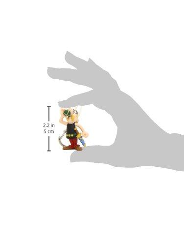 Plastoy 60389 - Llavero de Astérix Bebiendo la poción mágica