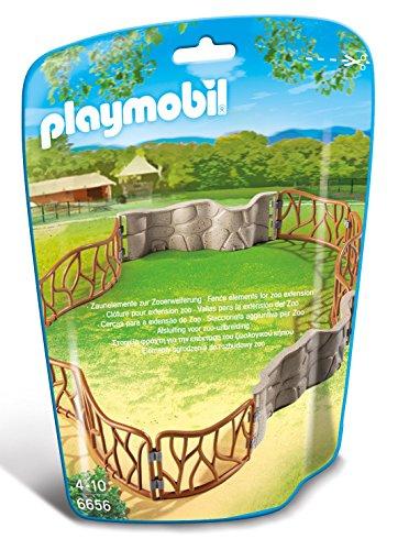 PLAYMOBIL - Vallas de Zoo (66560)