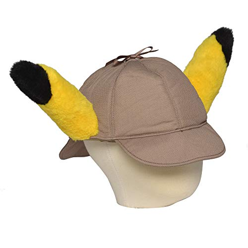 Pokemon Gorro Detective Picachu (BIZAK 63227573)