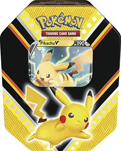 Pokémon International 45240 Tin Boxes