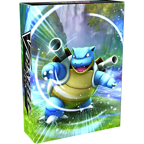 Pokémon POK818394 TCG: Blastoise V/Venusaur V Battle Deck (una al Azar)