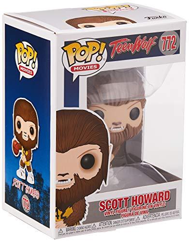 Pop! Figura de Vinilo: Películas: Teen Wolf - Scott