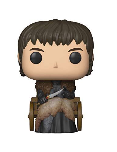 Pop! Game of Thrones - Figura de Vinilo BRAN Stark