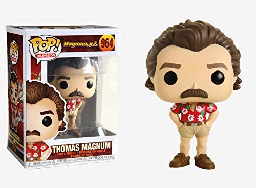 Pop! Television: Magnum P.I.- Thomas Magnum