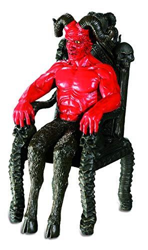 Reproducción Heroic Fantasy su majeste Satan 20/12/10 cm