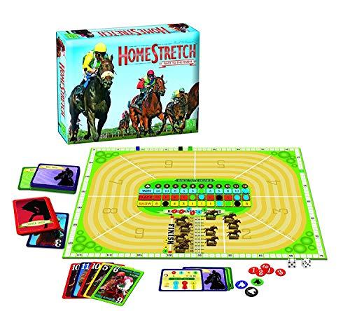 Rnr Games Home Stretch [VHS]