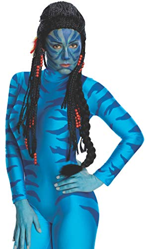 Rubies 3 51996 - Peluca de Neyitiri de Avatar
