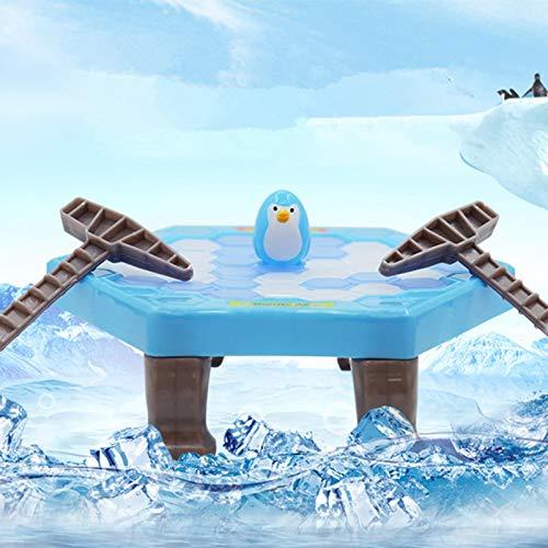 Save Penguins On Ice Games, Divertidos Juegos de activación de trampas para pingüinos, Juegos de Golpe de Mesa de Rompecabezas para niños, Juegos de Entretenimiento Interactivo Entre Padres e Hijos