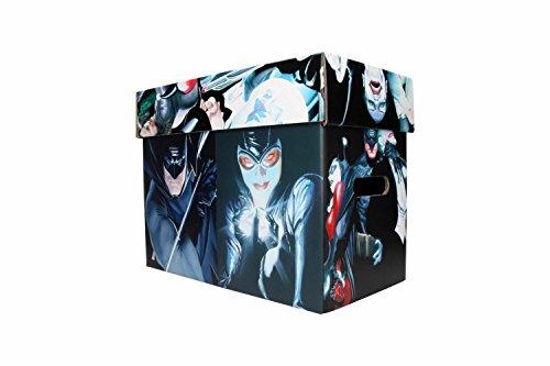 SD Toys SDTWRN21750 - Caja para DC Comics