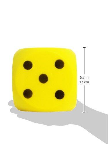 Simba Toys - Juego de dados, colores surtidos, 1 unidad