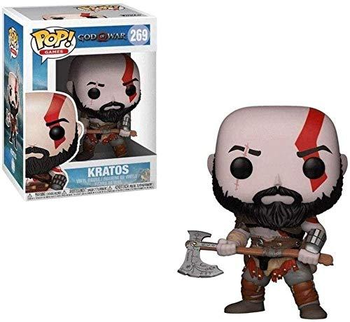 Spielzeug Pop: God of War Kratos - Vinilo coleccionable de Chibi